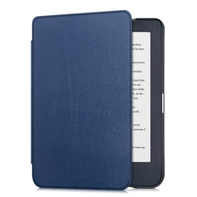 "Купить с кэшбэком Aroita Ultrathin Magnrtic Case for 6"" Kobo Clara HD E-Book with Auto Wake/Sleep Anti-fall Kobo Clara HD Fashion Delicate Cover"
