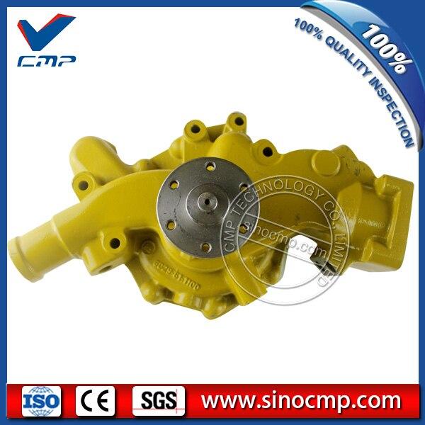 6206-61-1505 S6D95L Engine Water Pump for Komatsu