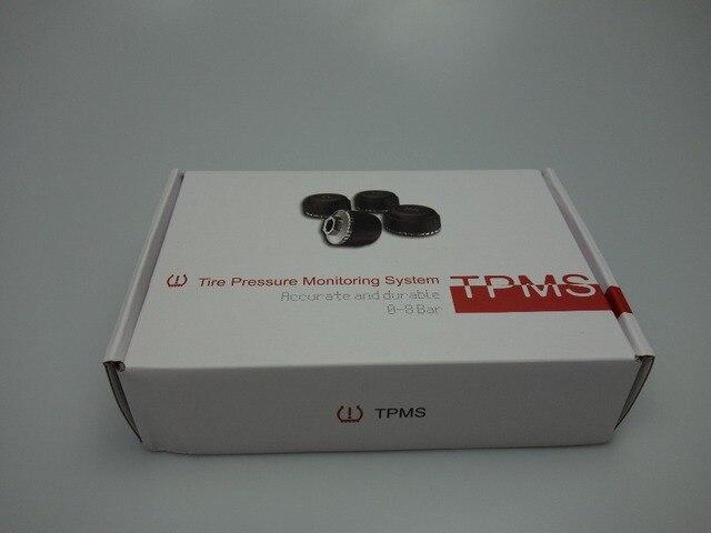 Автомобиль внешний TPMS USB шин давление мониторинга системы приемник для Android Авто головное устройство Радио DVD плеер костюм Toyota VW