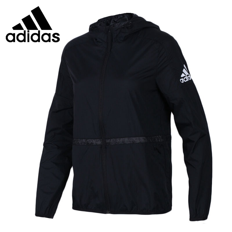 Original New Arrival 2018 Adidas WB ID SUMMER Women's jacket Hooded Sportswear original new arrival 2018 adidas wb logo summer women s jacket hooded sportswear