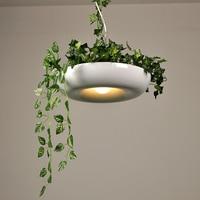Nordic Modern LED Pendant Lights Sky Garden Decor Aluminum Lampshade Pendant Lamp Living Room Cafe Restaurant Lighting Luminaire