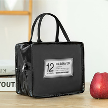 Lunch Bag New Waterproof and Thermal Insulation Boxes Pack Ice Hand-held Student Wholesale