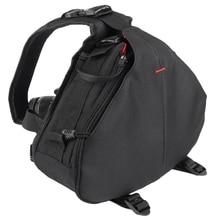 все цены на Waterproof Backpack Shoulder Dslr Camera Bag Case For Ca no n Eos 1300D 760D 750D 700D 600D 7D 80D 6D 5Dii 5Ds 5Dr 60D 1200D онлайн