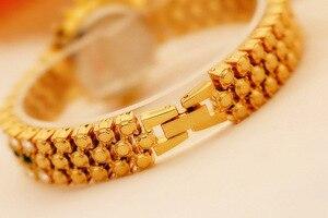 Image 4 - New Arrivral Luxury Diamond Small Dial Women Watches Ladys Elegant Dress Watch Girl Fashion Casual Quartz Watch Zegarek Damski