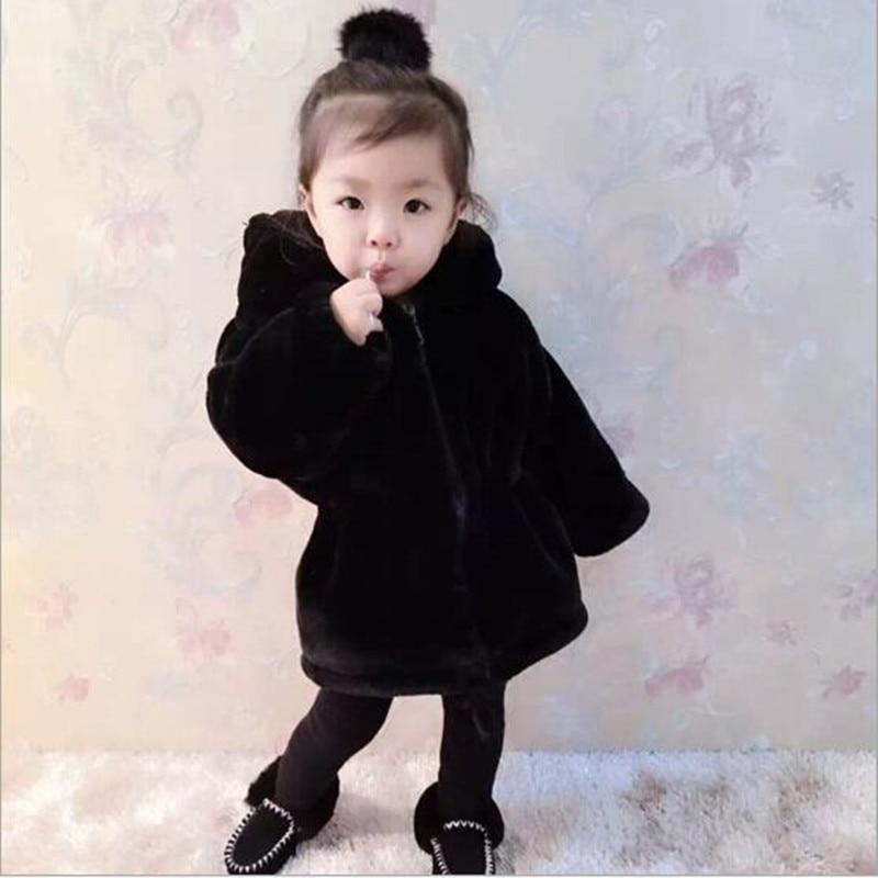 Mother & Kids Bright Bibicola 2018 Girls Winter Jackets New Fashion Baby Girls Korean Coat Toddler Cartoon Parkas Kids Outwear For Girls