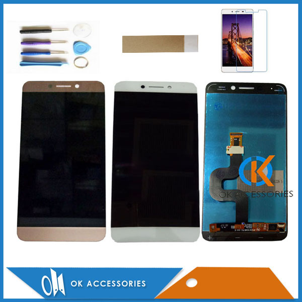 Grey Gold White For <font><b>Letv</b></font> Le2 Le 2 LeEco X527 <font><b>X620</b></font> X520 X526 <font><b>LCD</b></font> Display With Touch Screen Digitizer Assembly With Kits image