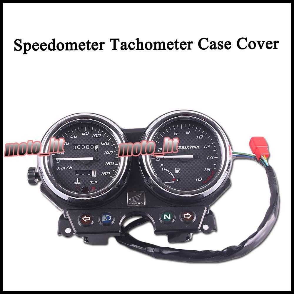 Speedometer Tachometer Tacho Gauge Instruments For HONDA HORNET 250 2000 2001 2002 2003 2004 2005  motorcycle speedometer gauge cover tachometer for honda goldwing gl1800 2001 2002 2003 2004 2005 speedometer tachometer cover