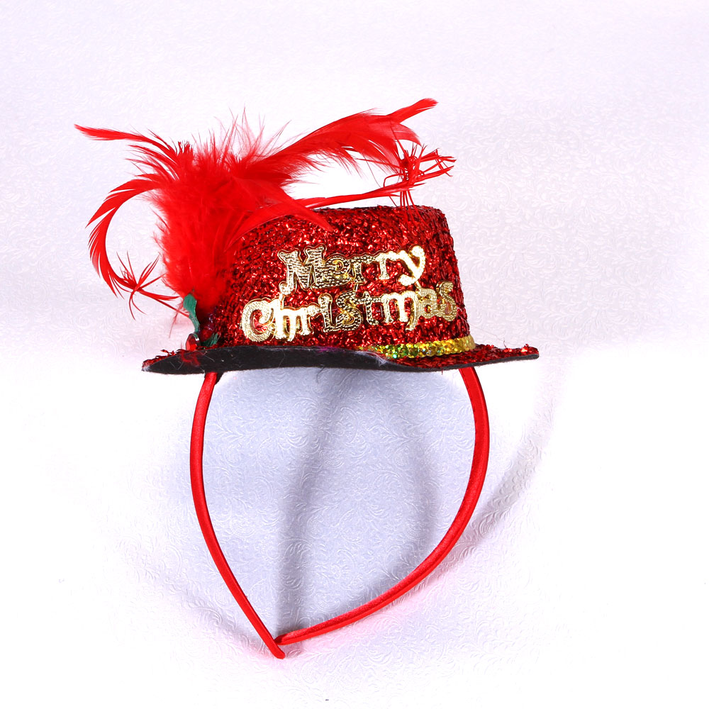 Christmas top hat Halloween witch new year event party supplies fun decoration Costume accessories 50% off if buy 5pcs