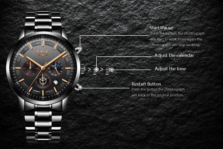 HTB1nLy3f5AnBKNjSZFvq6yTKXXaU Relojes Watch Men LIGE Fashion Sport Quartz Clock Mens Watches Top Brand Luxury Business Waterproof Watch Relogio Masculino