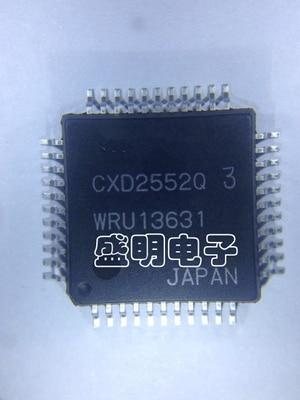 1PCS CXD2552Q QFP