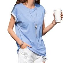 shintimes Tassel T Shirt Women 2019 Summer Lace Petal Sleeve T-Shirt Woman Clothes Loose Casual Femme Koszulki Damskie