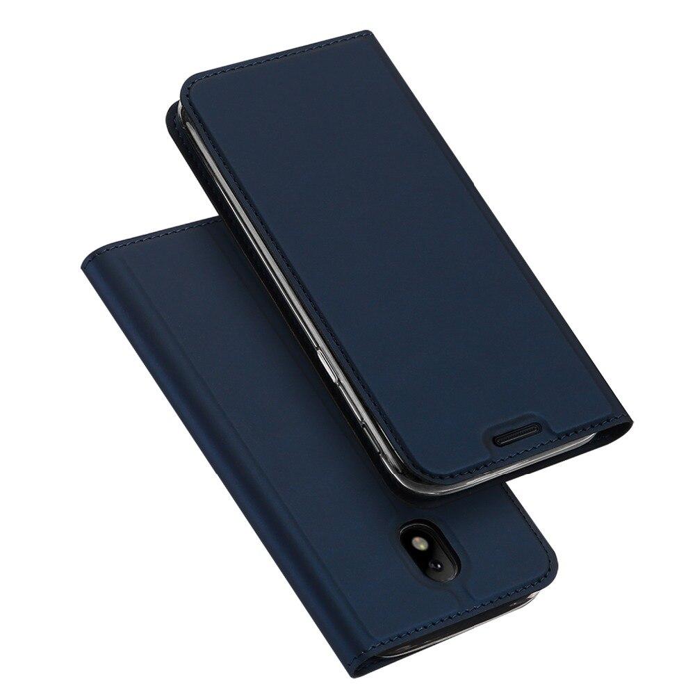 Flip Cover Pour Samsung Galaxy J3 2017 Cas De Luxe PU En Cuir Logement Téléphone Cas Pour Samsung J3 2017 J330F