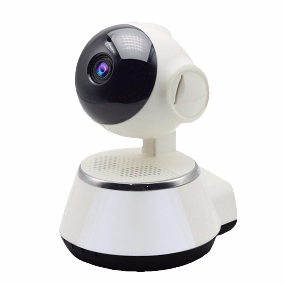 цена V380 HD Mini IP Camera Wireless Smart WiFi Camera Audio Record Surveillance 720P Baby Monitor Home Security Analog Camera