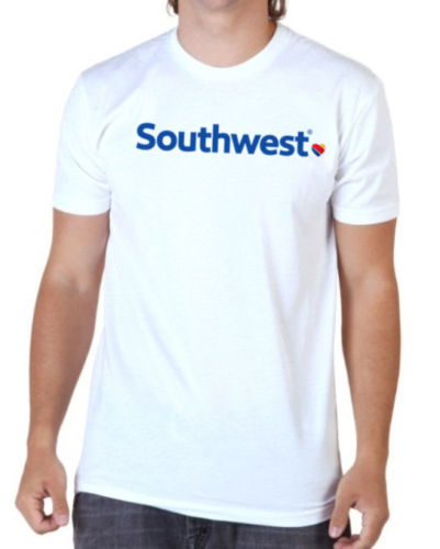 SOUTHWEST Airlines Airplane Pilot T-shirt ...