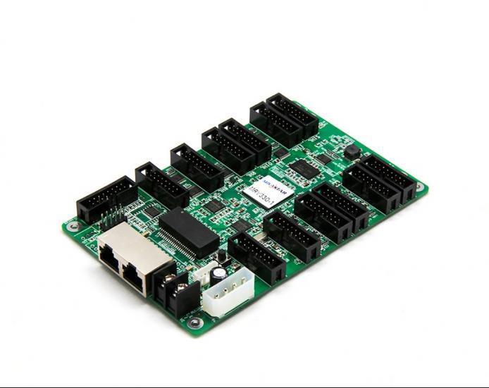 NOVA MRV330 LED Display Receiving Card working with LED Sending Card MSD300 for led video wall