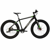 BEIOU Full Carbon Fat Tire Bicycle Fat Mountain Bike 26 Inch 4 0 Tire Mountain Bicycle