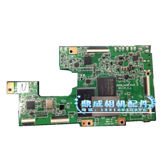 FREE SHIPPING !95%new sp810 main board Repair Part For olympus sp810uz motherboard sp810 mainboard Camera repair parts 100% original motherboard for nikon d600 mainboard d600 main board dslr camera repair parts free shipping