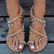 7bfba351fe40 2019 Women Sandals Summer Style Bling Bowtie Fashion Peep Toe Jelly Shoes  Sandal Flat Shoes Woman