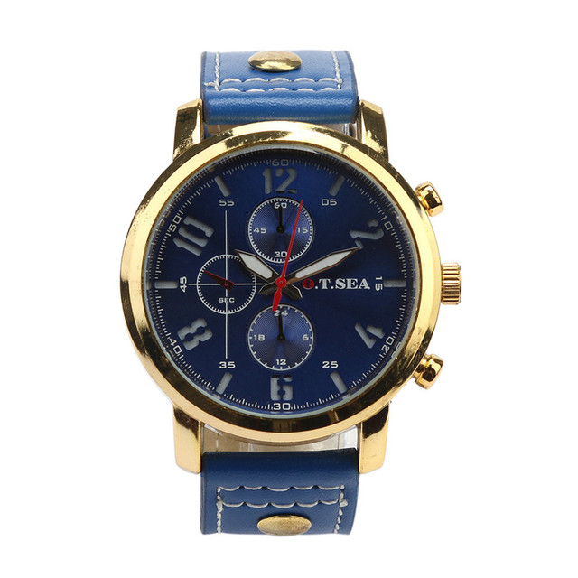O.T.SEA Fashion Watches Men Casual Military Sports Watch Quartz Analog Wrist Watch Clock Male Hour Relogio Masculino Best Gift 3