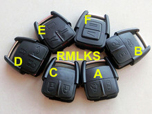 RMLKS Remote Key Fob Case Shell Fit For Vauxhall For Opel Vectra Omega Astra Zafira Corsa