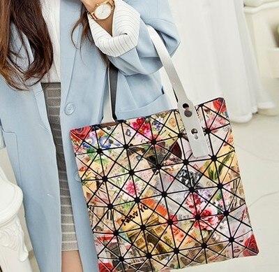 94be274684a Hot Sale BAOBAO Bag Folding Handbag fashion handbags Bao Bao Bag Fashion  Casual Tote Fashion Women Shoulder Bag Japan Quality 17