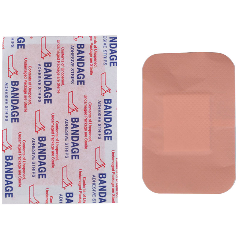 Steady Pe Microporous Wound Patch 76*51mm Grinding Foot Stick Waterproof Effect Is Good 20 Piece Let Our Commodities Go To The World Emergency Kits