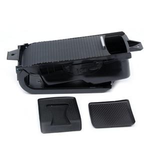 1K0 862 531 A Пластиковый черный центральный подлокотник держатель чашки в сборе для VW Eos Golf Variant Golf MK5 6 Jetta MK5 Scirocco 1K0862531C