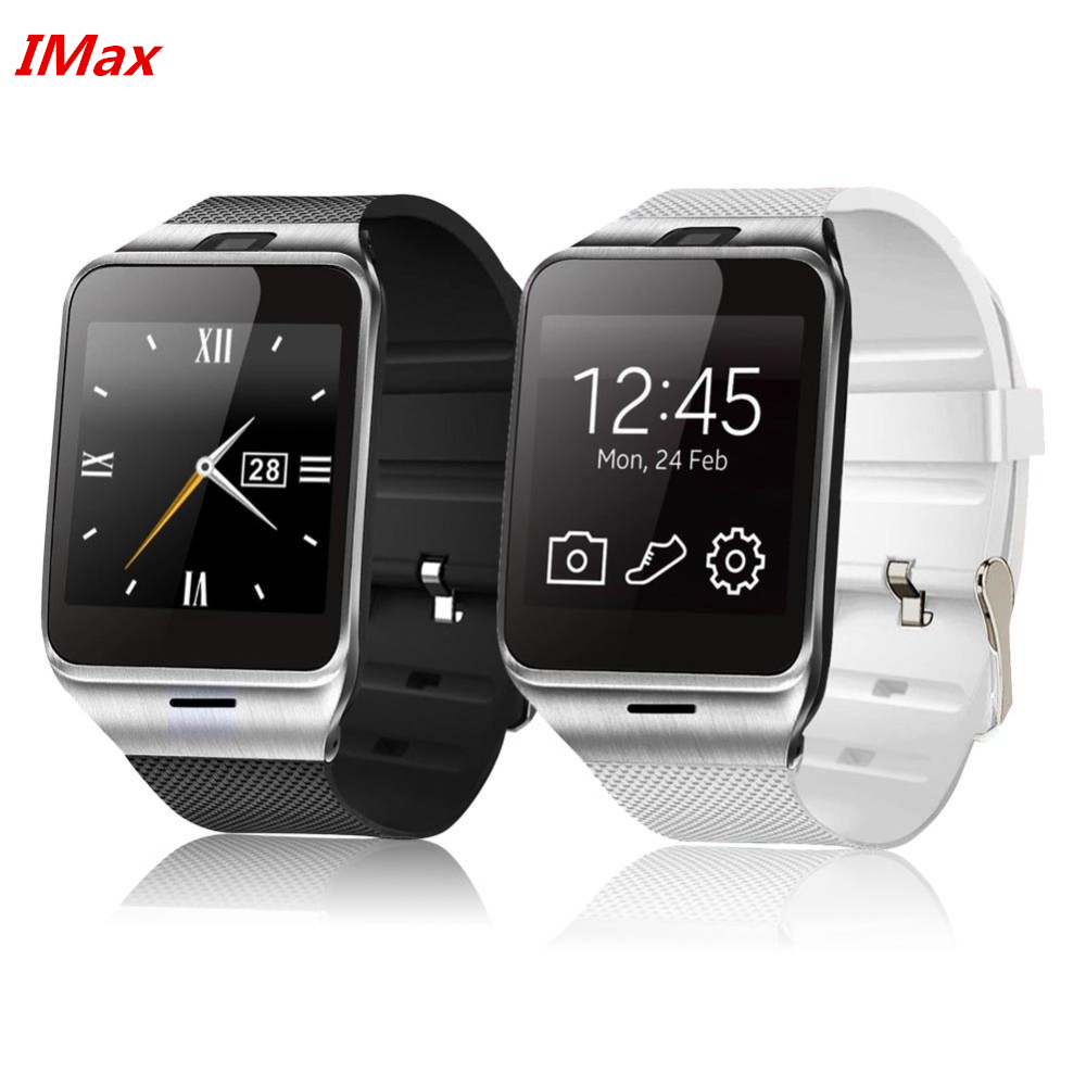 New 2016 GV18 Smart Watch Phone 1.55 Bluetooth SmartWatch Phone Sync Call SMS for Samsung Android