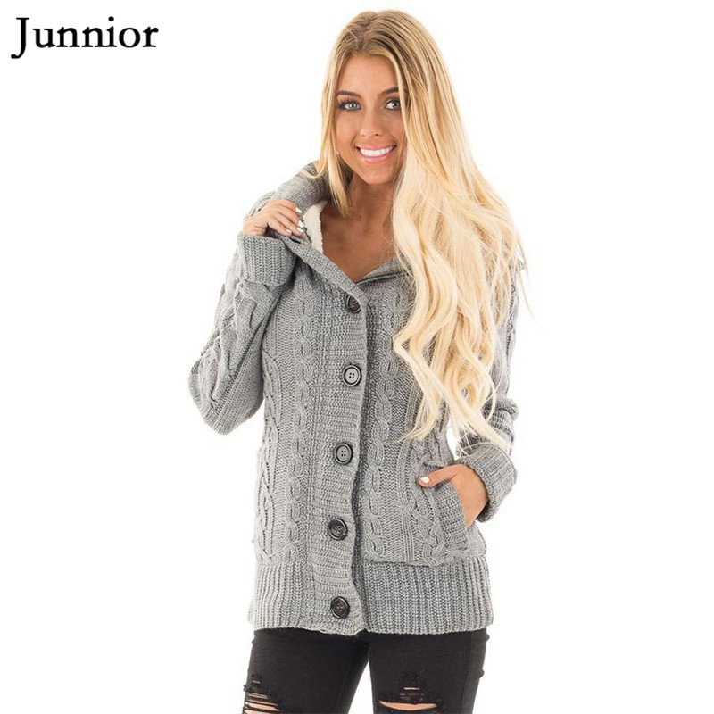 b62b8e67d1860 Women's Sweater Bro: Limited Offer Womens Winter Cardigan Sweaters ...