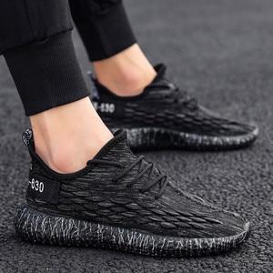 Image 2 - تصميم غير عادي المد أحذية أحذية رجالي شخصية التدريب أحذية مشي خارج التدريب تنفس خفيفة الوزن الراحة