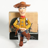 Toy Story Talking Woody Action Figure Pull string Cowboy Doll Kids Toy Birthday Gift