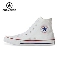 New Original Converse All Star Shoes Chuck Taylor Man And Women Unisex High Classic Sneakers Skateboarding