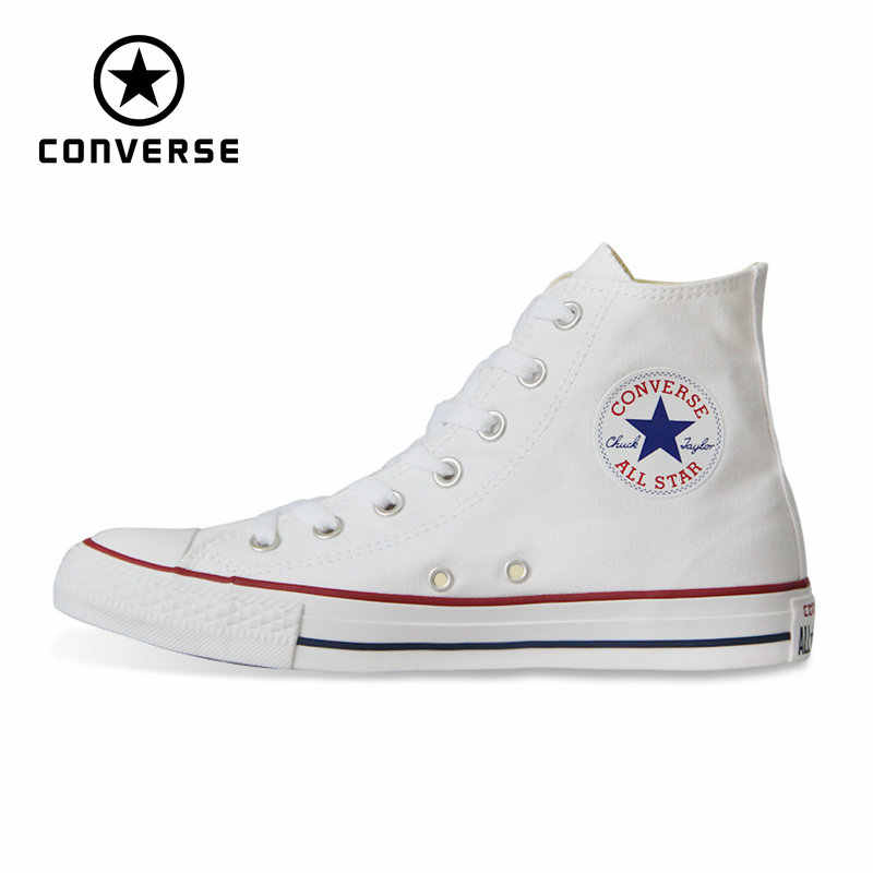 3260544a5a2694 new Original Converse all star shoes Chuck Taylor man and women unisex high  classic sneakers Skateboarding