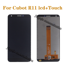 5.5 Original display for Cubot R11 LCD + touch screen digitizer replacement for CUBOT R 11 LCD mobile phone repair parts +tools цена