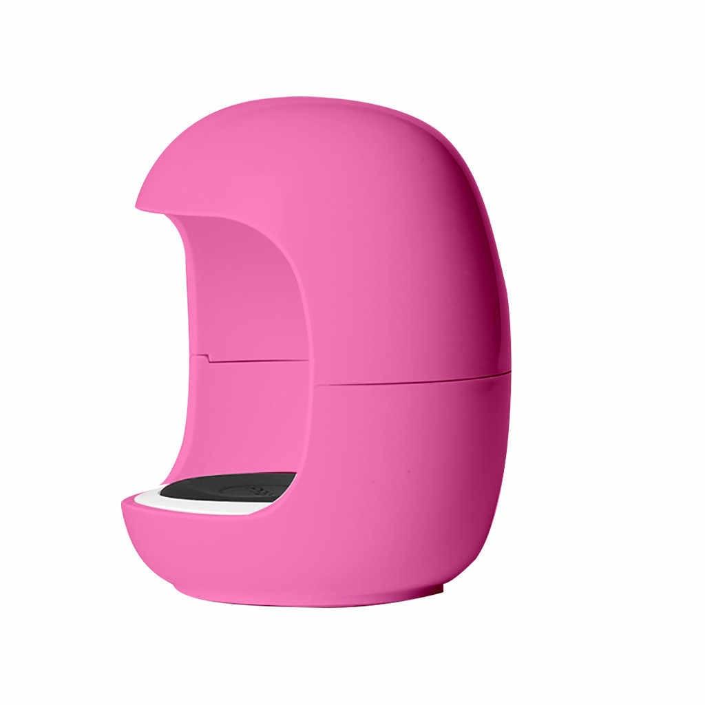 HAICAR Mini USB Lampada UV HA CONDOTTO LA Lampada Del Chiodo Del Gel Che Cura La Lampada Per Luce Manicure Del Chiodo Del Polacco Del Gel Dryer Unghie artistiche Macchina strumenti di set 2019