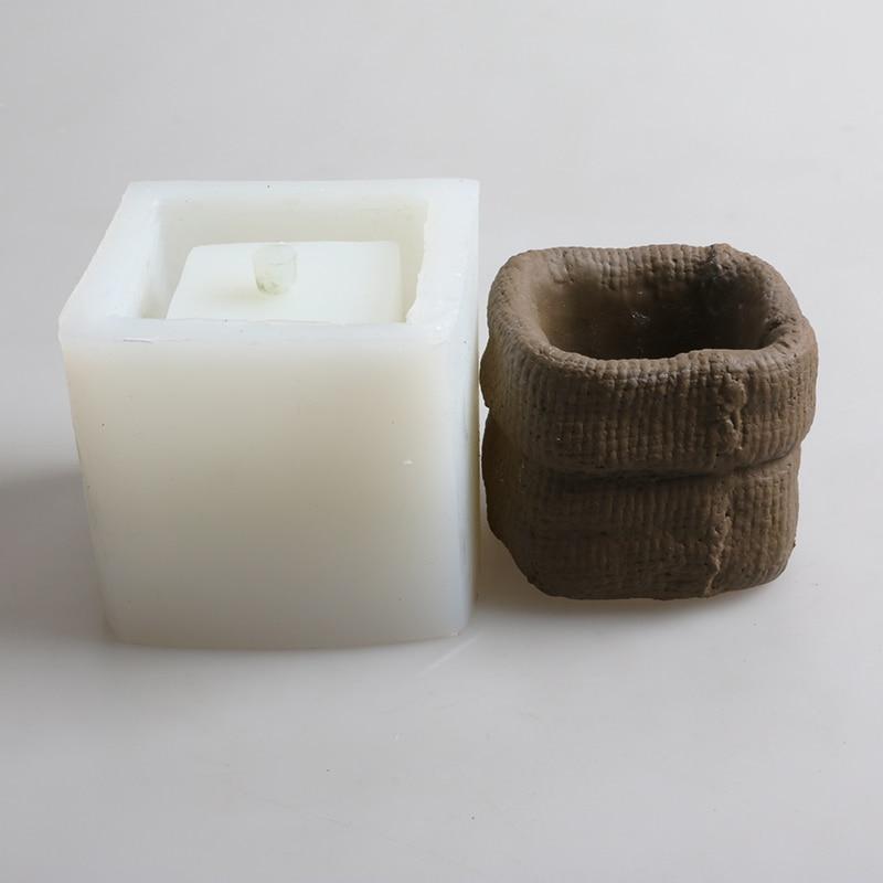 Silikonski kalupi za betonske posude za cementne kalupe za vaze - Umjetnost, obrt i šivanje - Foto 5