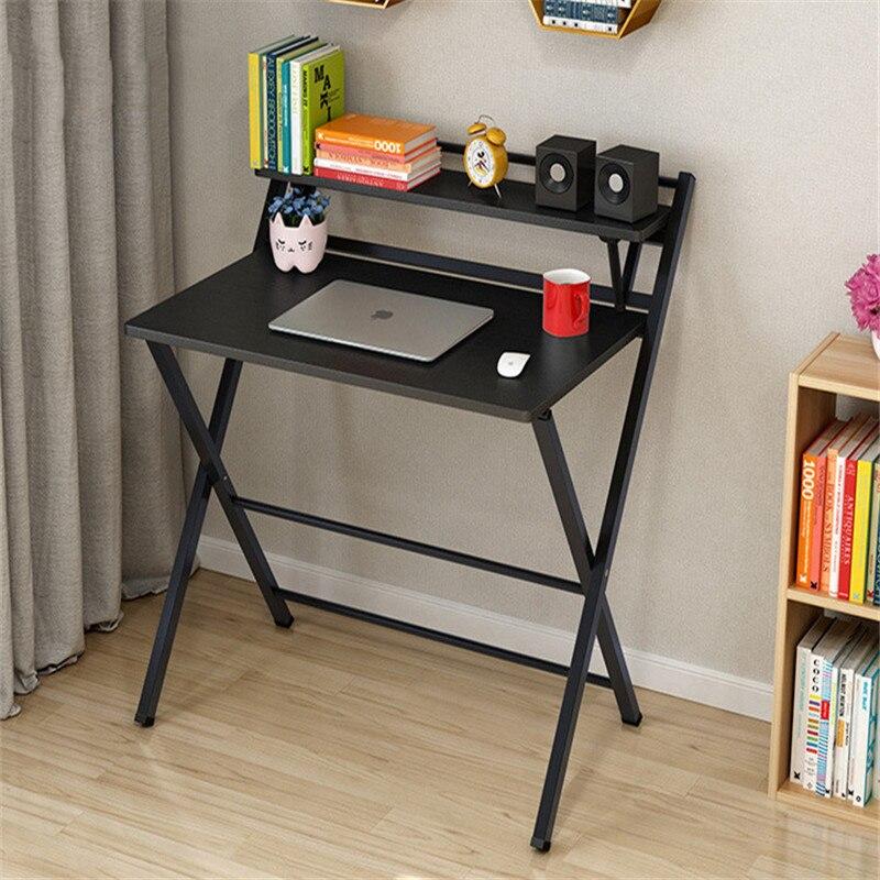 Simple Modern Folding Table Home Living Room Table Simple Small Notebook Table Portable Table