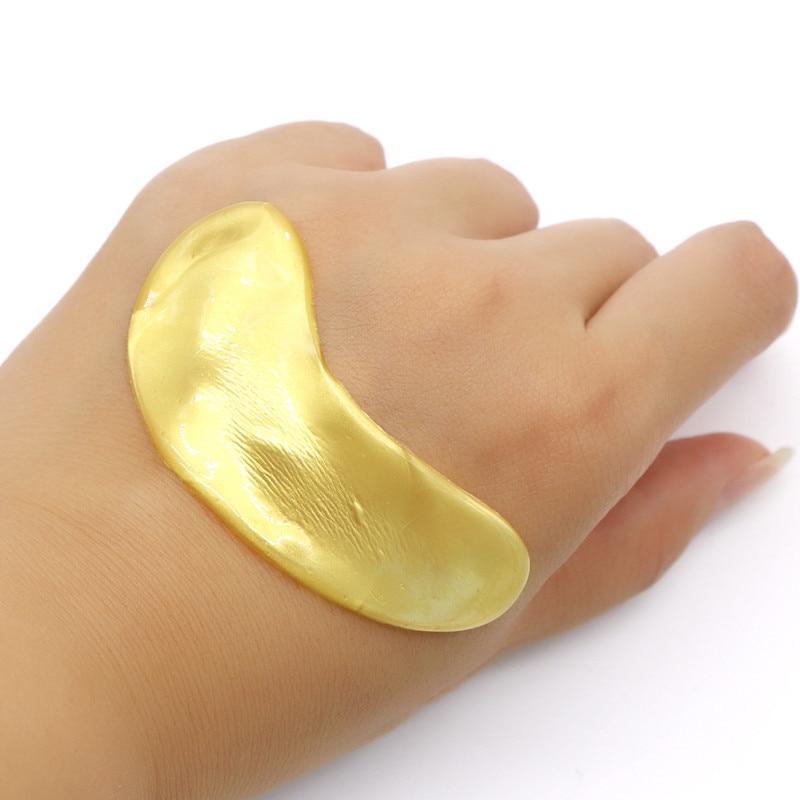 [20st] Naturkrystallkollagen Gullpulver Øyemask Anti-aldring - Hudpleie - Bilde 5