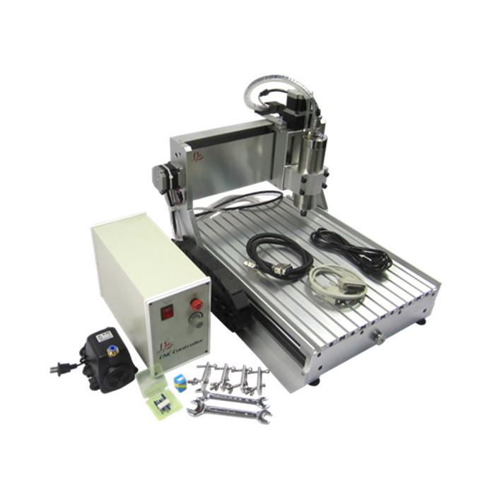 No tax line for EU country,1500w 3axis cnc router machine 3040 for personal hobby