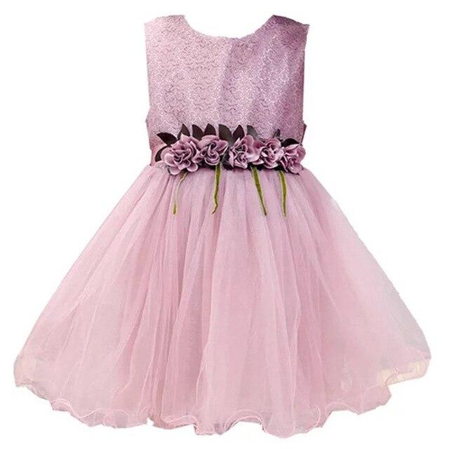 91c2d9b74 Vestido de malla para niñas vestido fiesta 4 a 14 años verano