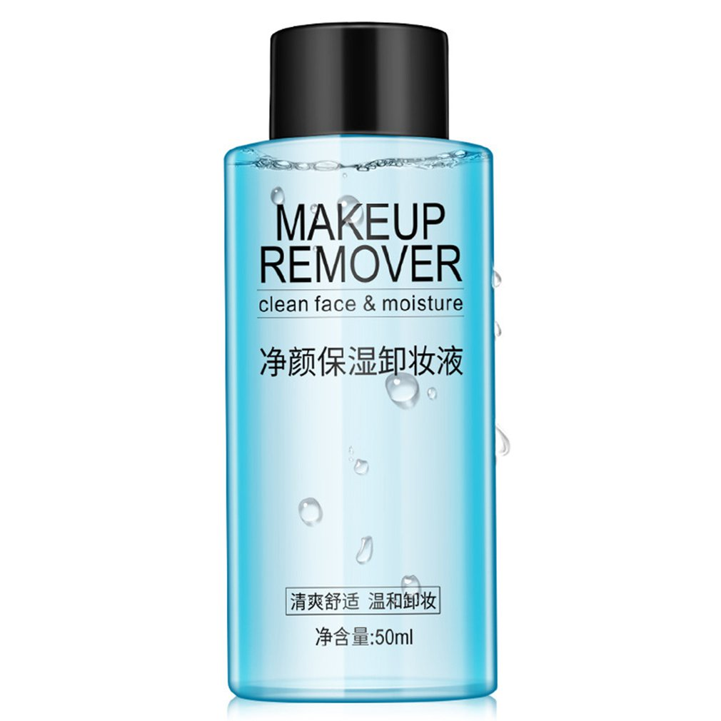 Moisturizing <font><b>Makeup</b></font> <font><b>Remover</b></font> <font><b>Liquid</b></font> Water Gentle Eye Lip Face Make-Up <font><b>Remover</b></font> Deep cleansing hydrophilic oil image