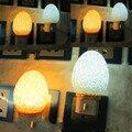 LEDGOO New Smart Lighting Egg Style Plug-In Night Light LED Night Light Bedroom Sleeping Lamp For Kids Baby Room Bedroom