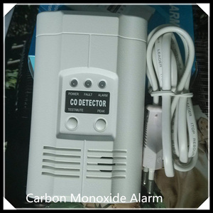 Детектор угарного газа, детектор угарного газа с питанием от CE AC220V