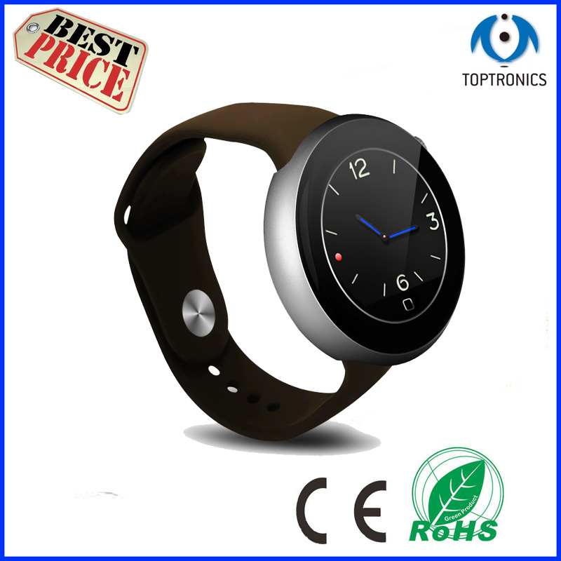 2017 New Waterproof Swimming Bluetooth Smart Watch Gesture Control Heart Rate Monitoring IP67 Smartwatch for apple Android