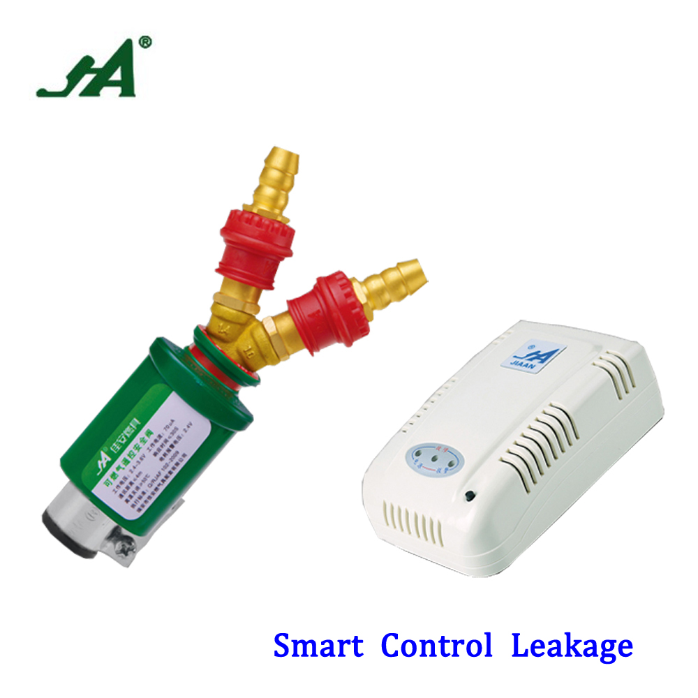 Security Alarm Sensor JA 8303 Gsm Alarm Set Control Device Self Defense Gas Safety Valve over flow shut off relief sensor system 1 2 bsp female 304 stainless steel flow control shut off needle valve 915 psi water gas oil