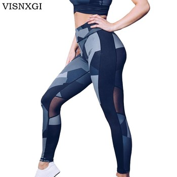 3 Fitness Leggings für Damen