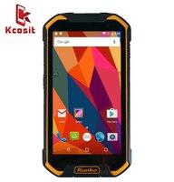 China Original Runbo F2 IP67 Waterproof Tablet Phone 6.5 1920x1080 Big Rugged 4G LTE Android 6.0 Smartphone Mobile 6500mAH GPS