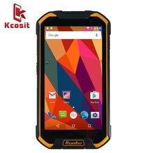 "China Original Runbo F2 IP67 Wasserdichte Tablet Telefon 6,5 ""1920x1080 Großen Robusten 4G LTE Android 6.0 Smartphone Mobile 6500 mAH GPS"