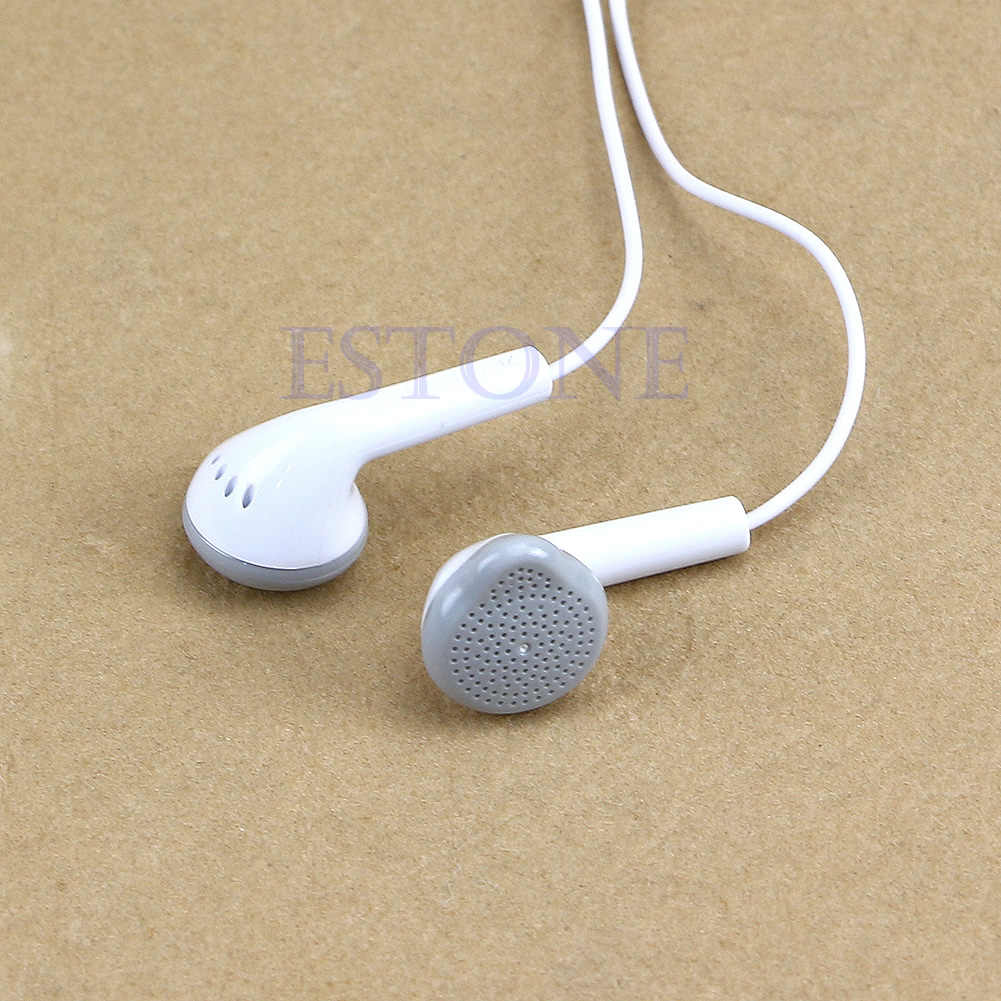 New Hot 3.5mm Handsfree Headset Headphone For Samsung S5830 S5630 Galaxy Tab i9100