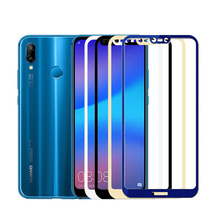 Protective Glass On For huawei p20 Lite 20lite Tempered Glas For Huawei p20lite Screen